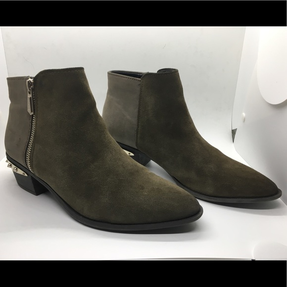 852e3aadb Circus by Sam Edelman Shoes - CIRCUS BY SAM EDELMAN BOOTIES Holt Moss  Green Mil